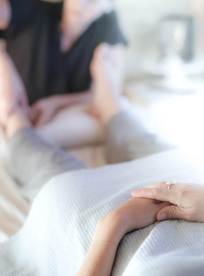 Massaggio gambe Piscina Sestriere